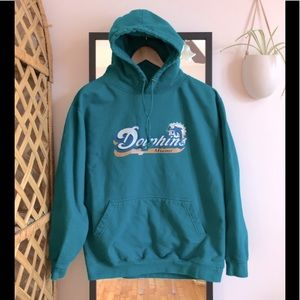 Miami Dolphins NFL hoodie sweater